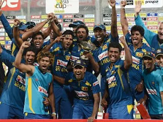 Sri Lanka vs Pakistan Asia Cup Final 2014 Highlights
