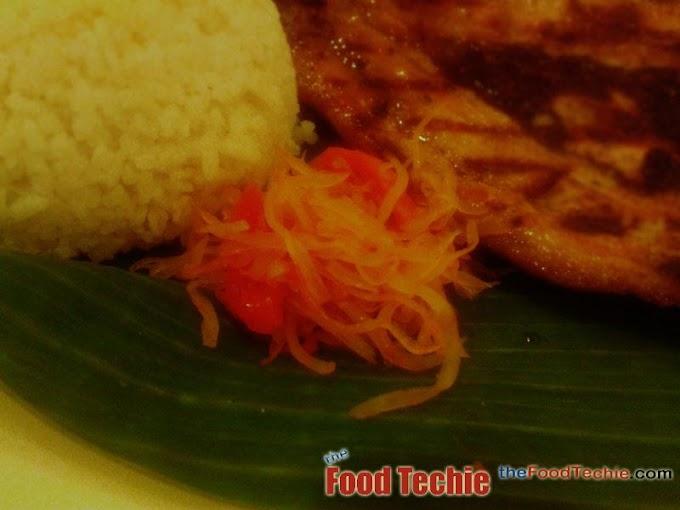 You Don't Realize that Filipinos are Fond of Pickled Veggies : Atsarang Papaya