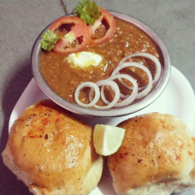 Pav Bhaji Recipe In Marathi
