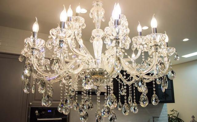 decoracao-lustre-cristal
