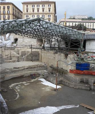 Lead pollution reveals the ancient history of Naples