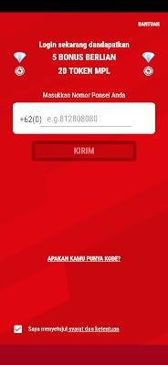 Aplikasi MPL Android