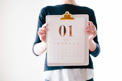 Calendário. A história de Janeiro