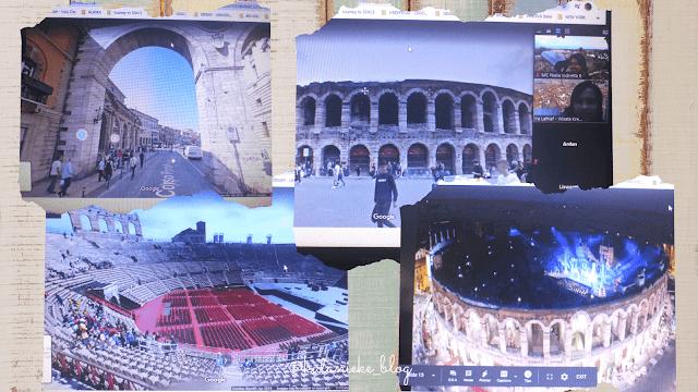 Koloseum Verona virtual tour