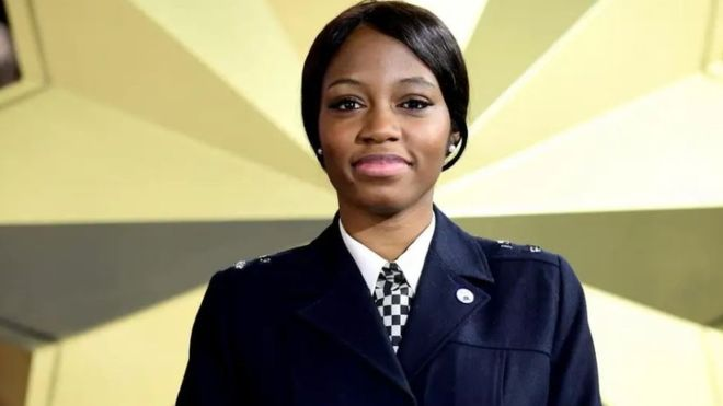 Met PC Khafi Kareem on Nigerian Big Brother 'without permission'