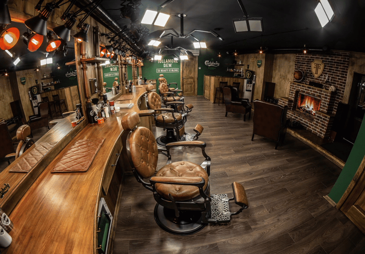 Frisor Barbershop Odesa II, Барбершоп Одесса