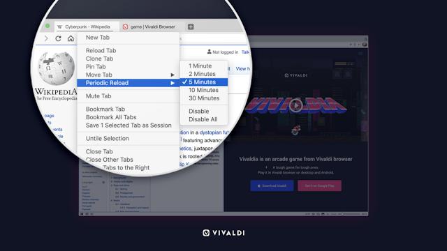 Vivaldi 3.4-custpmizable-menu-tabs