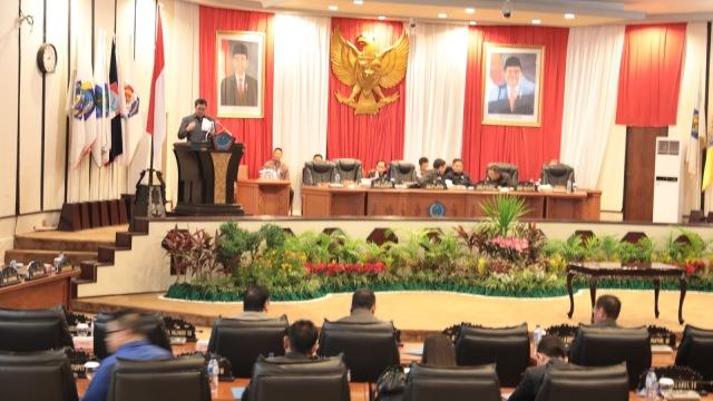 DPRD Sulut Kritisi Kinerja Pemprov, Wagub Mampu Patahkan