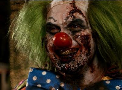 L'amichevole sorriso dello Zombie-Clown di Benvenuti a Zombieland