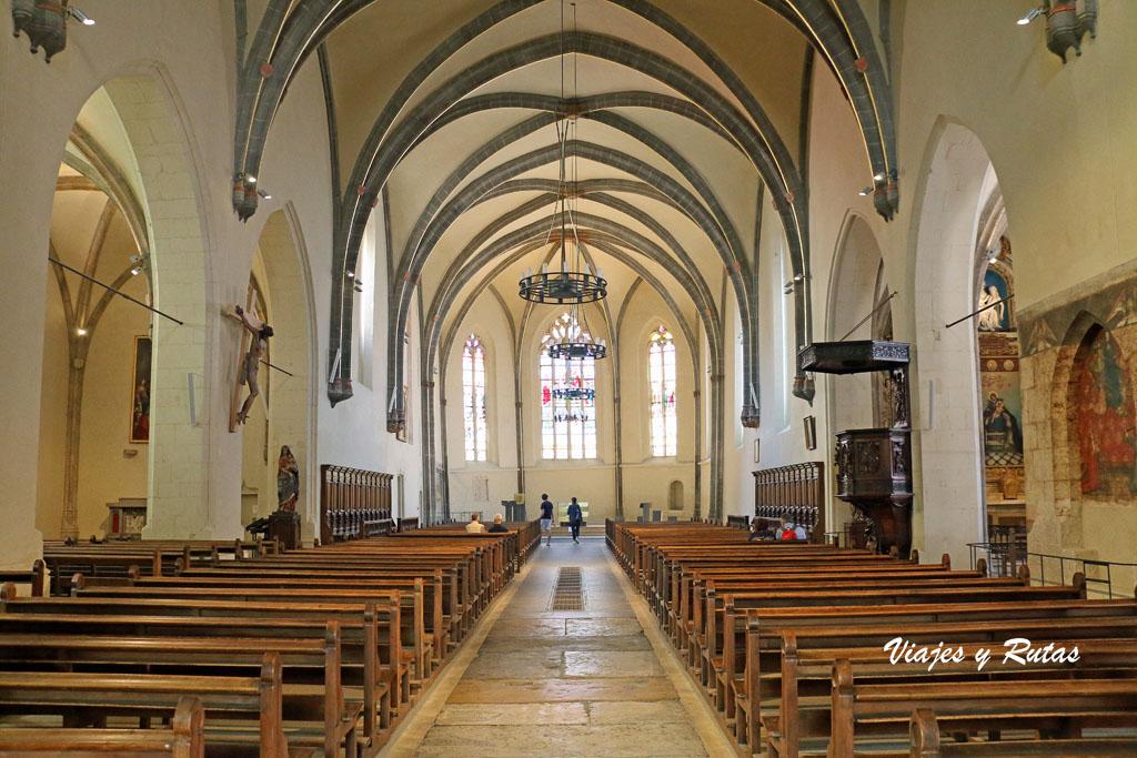 Iglesia de saint Maurice