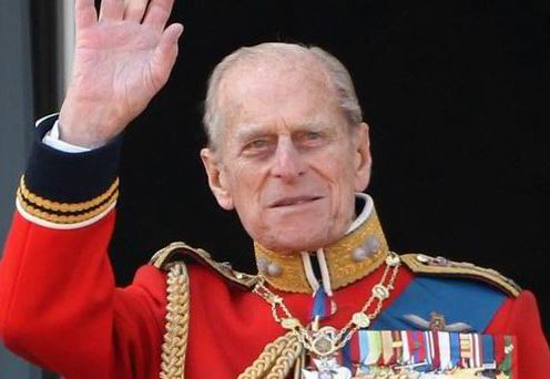 End of an era: 96-year-old Prince Philip, husband of Britain's Queen Elizabeth will retire this week