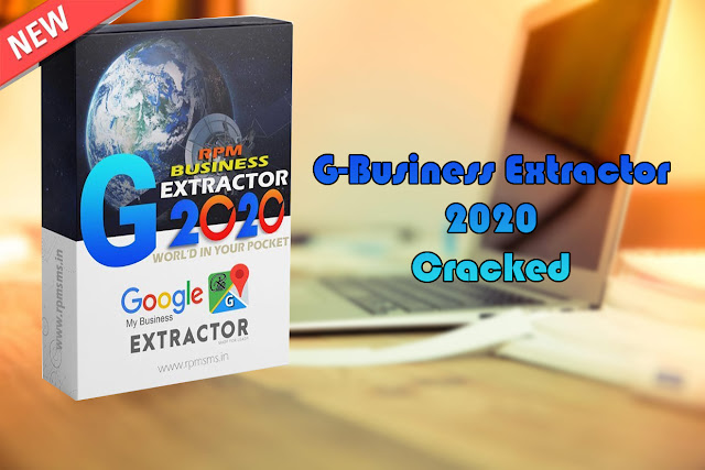 G-Business Extractor v6.0.1 Cracked