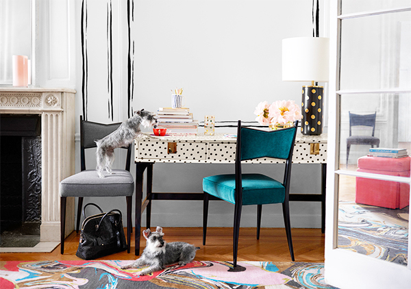 Amazing Kate Spade New York Has Launched A Beautiful New Collection Of Home Decor  And Furniture That I Think Youu0027ll Find Both Fun And Inspirational.