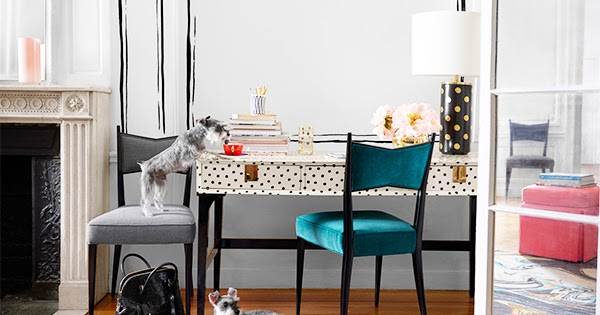 Interiors By Jacquin Kate Spade S New Home Collection