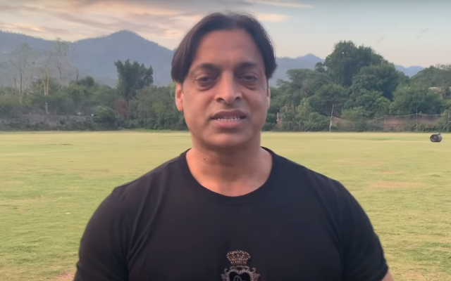 Watch: Shoaib Akhtar reveals his conversation with Mohammed Shami and felt sad about Pakistani Young bowlers who doesn''t want to take Tips from legends