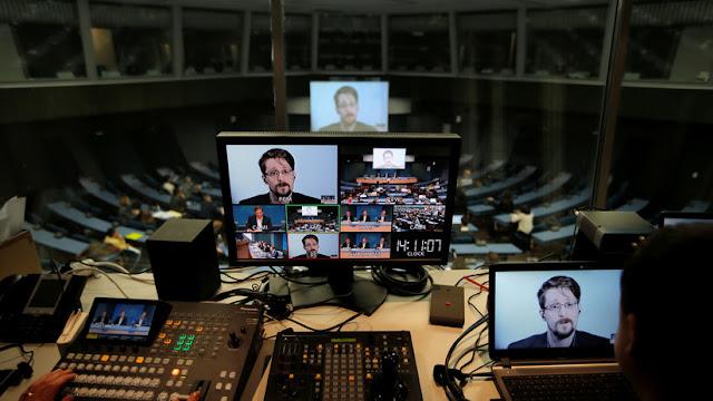 """""""Todos están en la lista"""": Snowden advierte que no hay """"inocentes"""" en la era actual de vigilancia masiva"""