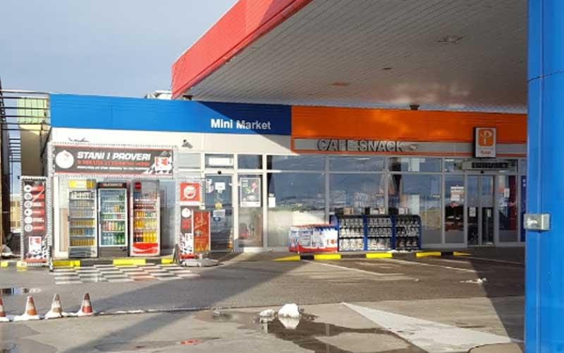 Eko Petrol Cuprija (Belgrad Yönü)