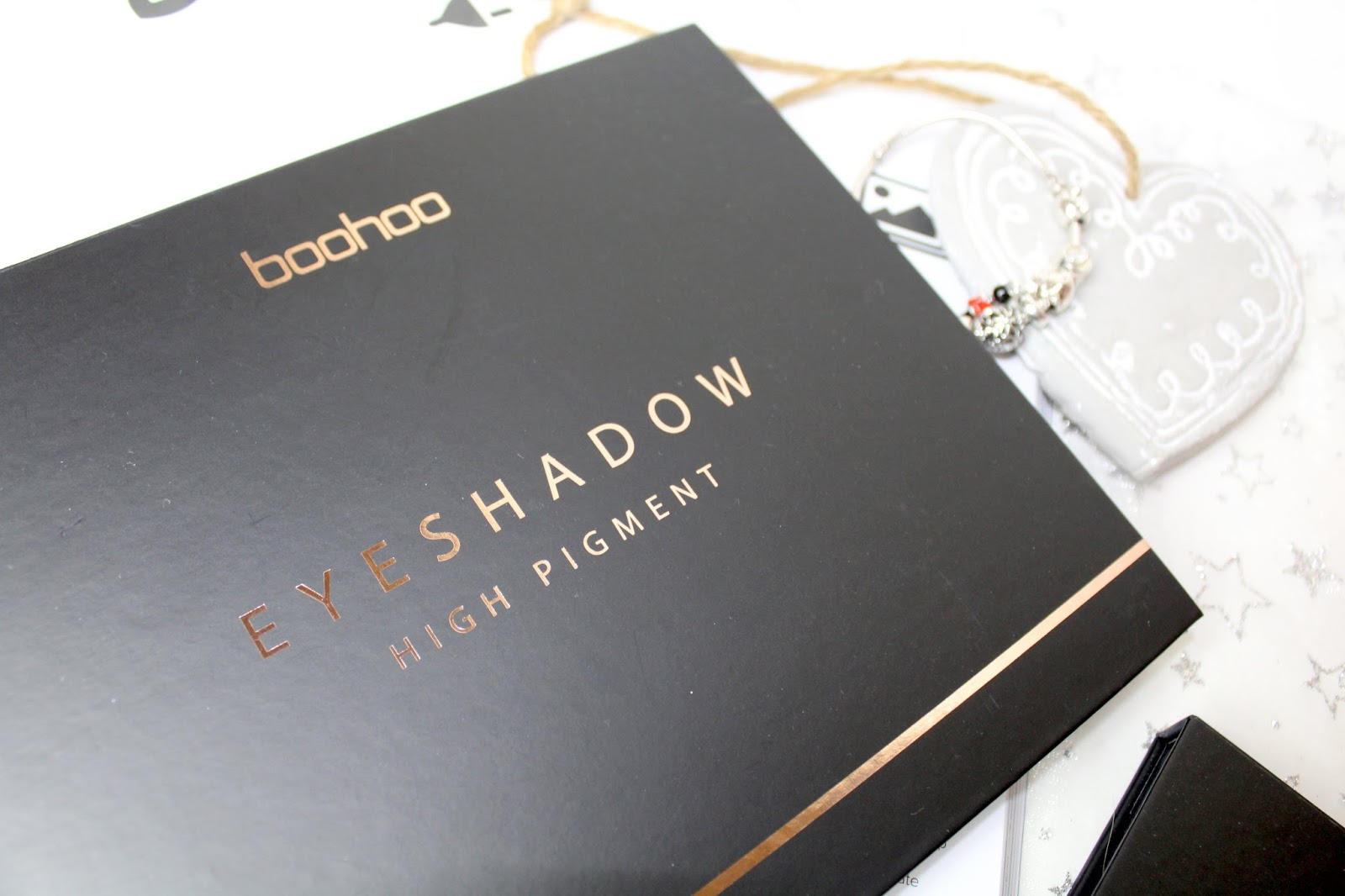 Boohoo Cosmetics High Pigment Eye Shadow Palettes