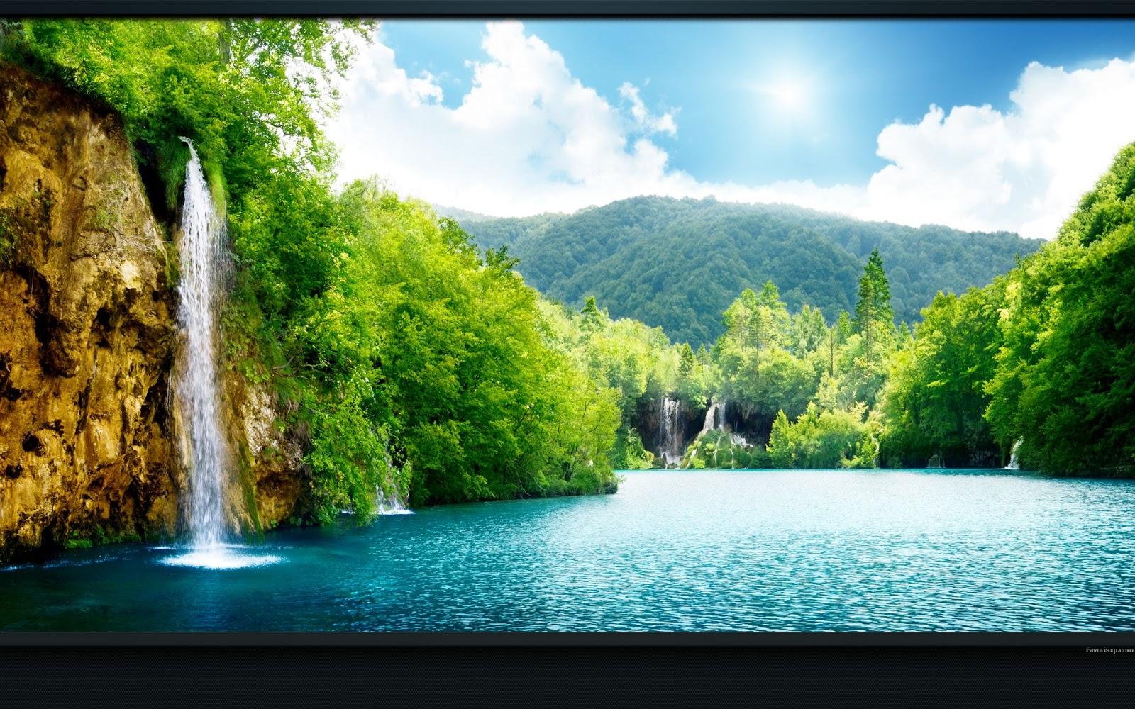 Fond d 39 cran paysage fond d 39 cran hd for Paysage