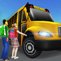 Super High School Bus Driving Simulator 3D - 2019 Apk for Android