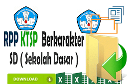 RPP KTSP SD Kelas 3 Format Words