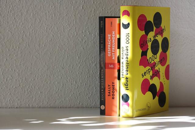 Neu im Bücherregal - Die Oktober-Bücher 2020