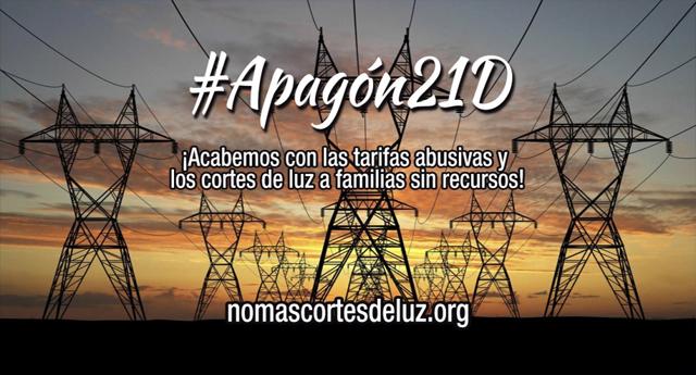 Apagon21D