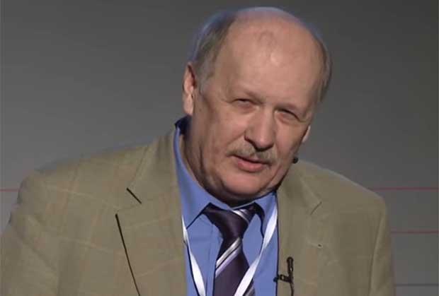 Vladímir Lipunov, profesor de la Universidad Estatal de Moscú e integrante del proyecto