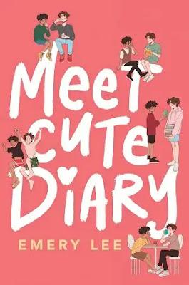 Meet Cute Diary Book by Emery Lee Pdf