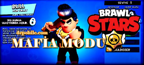 Brawl Stars Mafia Karakterleri Modu Skin Hileli İndir 2020