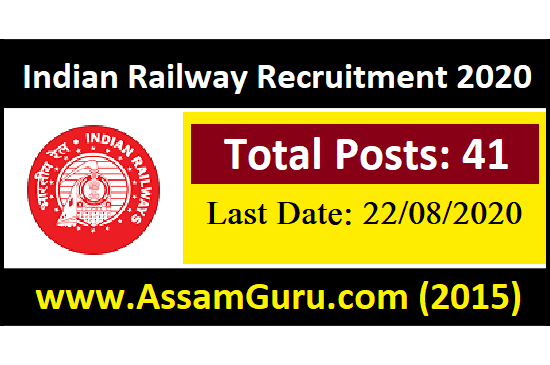 Indian Railway Job 2020