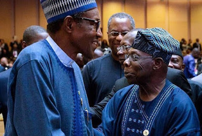 Presidency Reacts to Obasanjo's Assessment of Buhari's Govt.