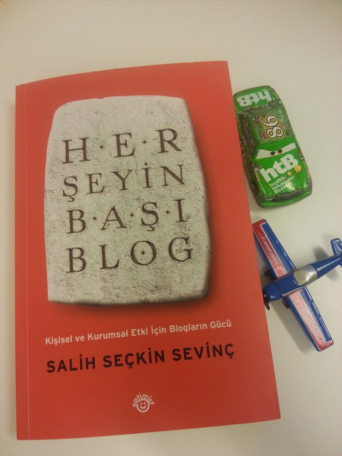 Herşeyin Başı Blog, Salih Seçkin Sevinç