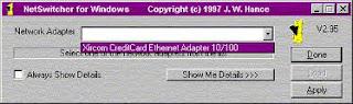 تحميل  برنامج نت سويتشر  NetSwitcher   للكمبيوتر مجانا اخر اصدار2020