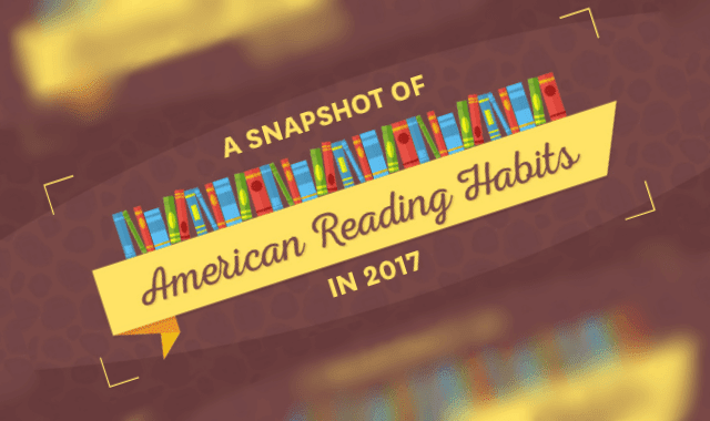 A Snapshot of American Reading Habits in 2017