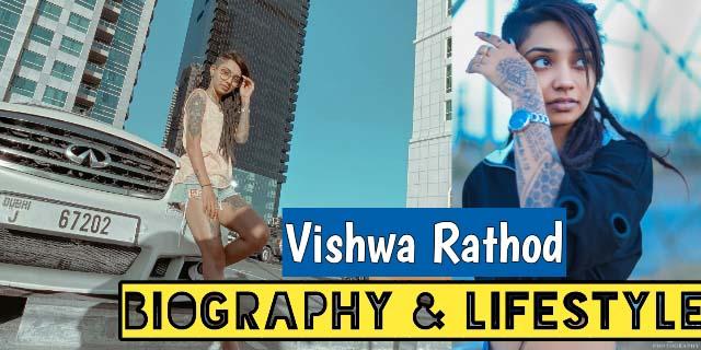 Vishwa Rathod (Tiktok Star) Biography, Lifestyle, Income, Boyfriend and More