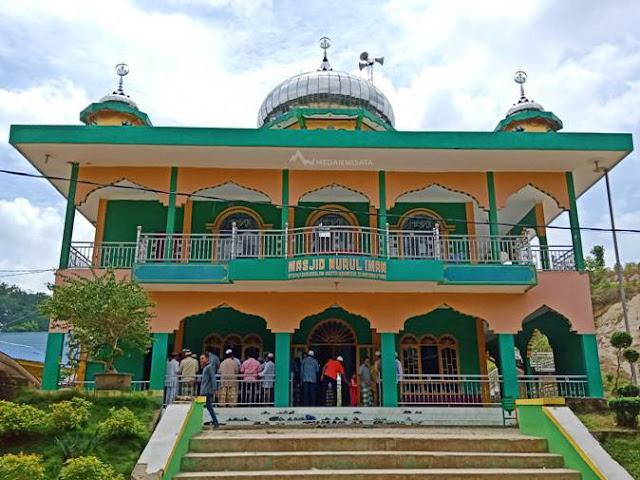 Kampung Matfa Yang Asri dan Islami