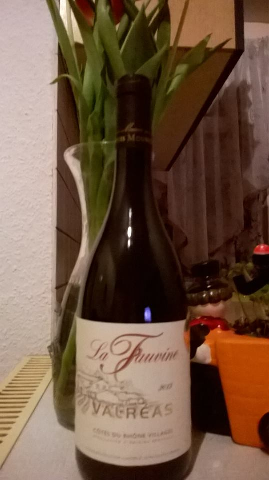 La Fauvine vino 2013 2