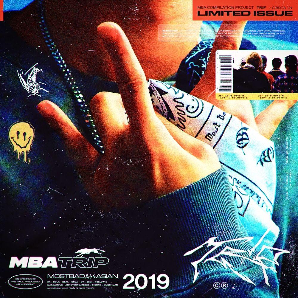 MBA (Most Badass Asian)  – Trip