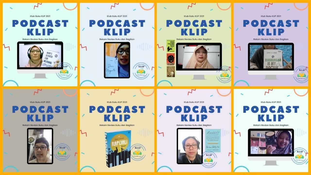 Podcast Klub Buku KLIP