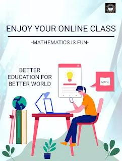 Poster Enjoy your online class