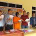 Satreskrim Polres Rohil Ungkap Kasus Tindak Pidana Uang palsu