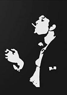 Tom Waits en porma de Joaquín Piqueras