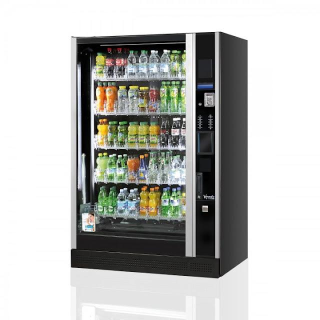 Segunda mano - Máquina vending Vendo G-Drink