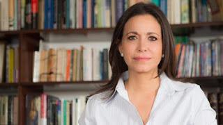 María Corina está dispuesta a nuevo contacto con Guaidó