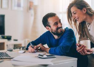 10 erreurs financières que vous ne voulez pas commettre en tant que jeune marié, finance, finance couple, finance mariage, financement couple