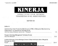 Jurnal Bisnis Dan Ekonomi University Sains Malaysia Bahasa Inggris PDF Download