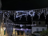 Božićne slike Postira otok Brač Online