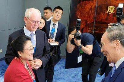 Partai Komunis China Undang Megawati ke Pertemuan Parpol se-Asia