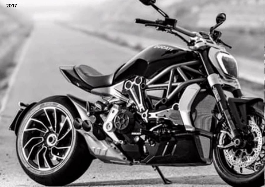 Motorcycle S... Ducati Diavel